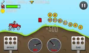 Скачать игру Hill Climb Racing 0 взломанную для андроид