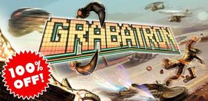 Grabatron - Похищаем людей для космическом корабле